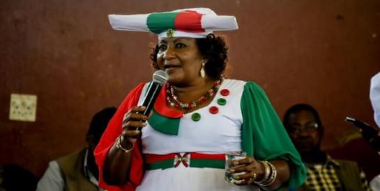 En Namibie, une femme brigue pour la première foisla présidence