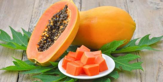 Quand l'huile de papaye s'invite dans la cosmétique pour vous donner une peau ``d`ange``