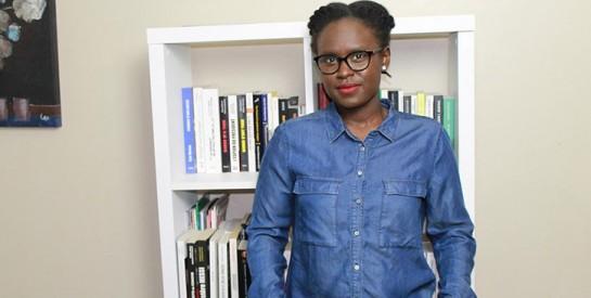 Aminata Thior, la cosmétique sans fard