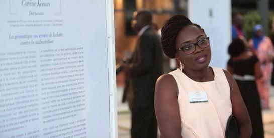 Maubah Konan Stéphanie Carène, lauréate du prix l'Oréal-Unesco : « les ressources informatiques font défaut en côte d'ivoire pour tester nos prototypes de recherche »