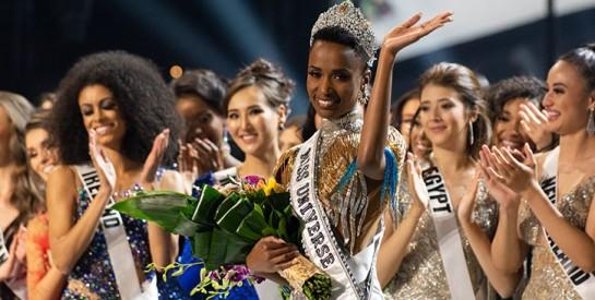 MissAfrique du Sud Zozibini Tunzi, sacrée MissUnivers 2019