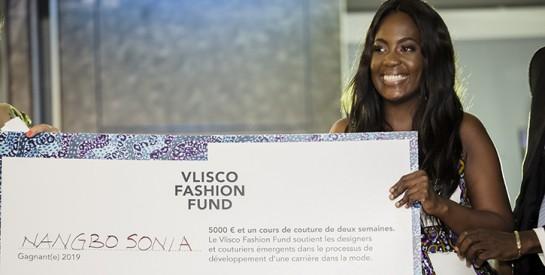 VLISCO FASHION FUND 2019 : le sacre de Sonia Nangbo