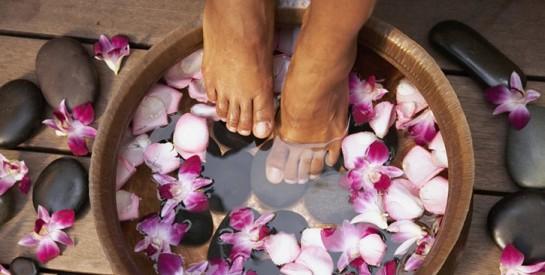 Avec ces remèdes naturels dites adieu aux odeurs de pieds