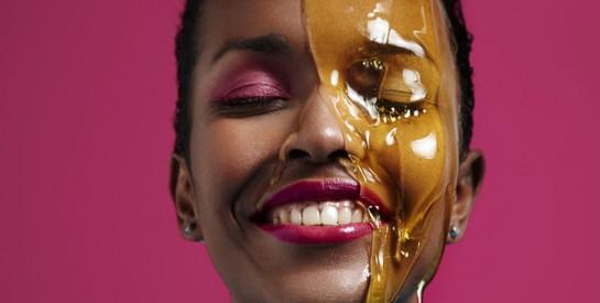Masque nettoyant au miel pour hydrater et resserrer les pores du visage