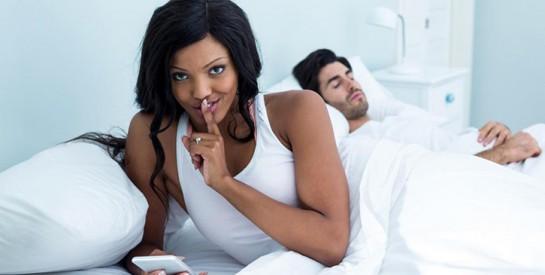 Quatre raisons qui peuvent pousser une femme à être infidèle