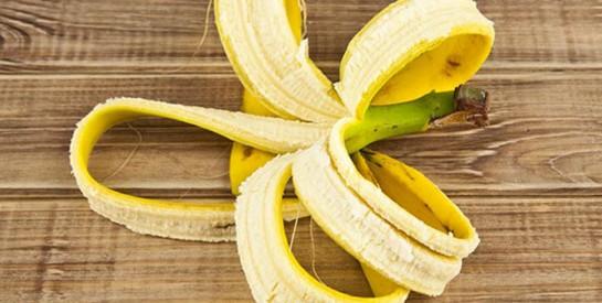 3 astuces à faire avec la peau de banane douce à la maison