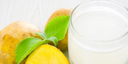 La pomme de terre, une solution naturelle pour soulager la gastrite et l`ulcère
