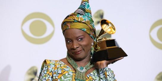 La chanteuse béninoise Angélique Kidjo récompensée d`un 5ème Grammy