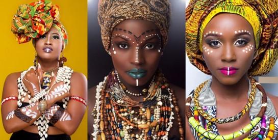 Tout savoir sur le maquillage tribal ``modernisé``