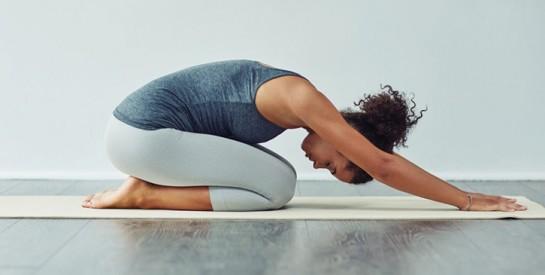 Yoga: une technique pour soulager les bobos de ventre