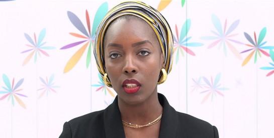 Seynabou Dieng Traoré, lauréate du prix jeune entrepreneur(e) francophone 2019