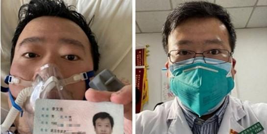 Coronavirus: décès du médecin qui avait tiré l'alarme