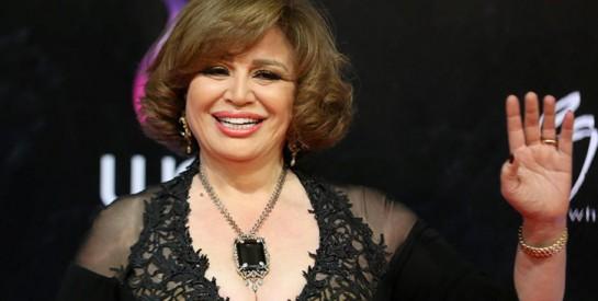 L'actrice égyptienne Elham Shahin prône la loyauté et le vivre ensemble