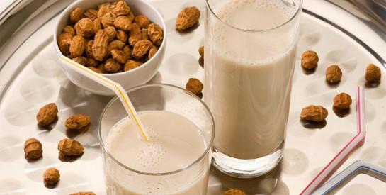 Le lait de souchet est le meilleur substitut du lait de vache