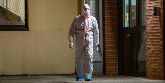 Inquiétude en Italie: une femme est décédée à cause du coronavirus