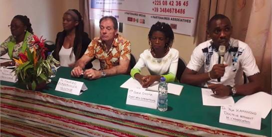 Des maladies neuromusculaires rares, l'association ``Aux pas du cœur`` au secours des malades en Côte d'Ivoire