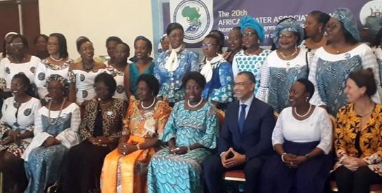 Kampala : 20e congrès de l'Association africaine de l'eau, les femmes font entendre leurs voix