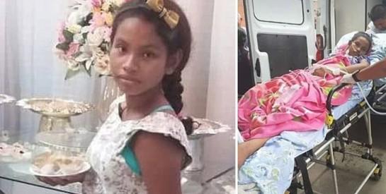Une fille meurt en donnant naissance au bébé de son père
