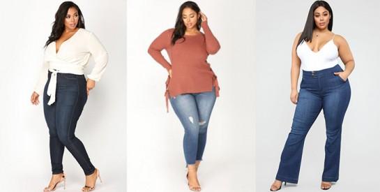 Comment choisir le bon jean quand on a du ventre?