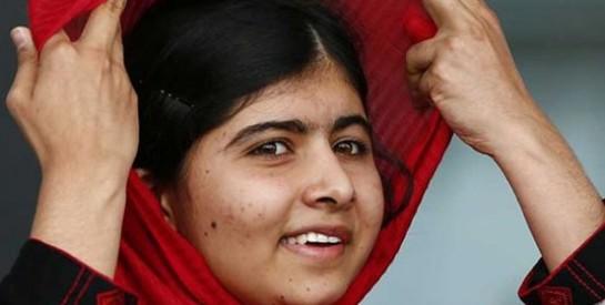 """Malala Yousafzaï : un Nobel """"pour les enfants sans voix"""""""