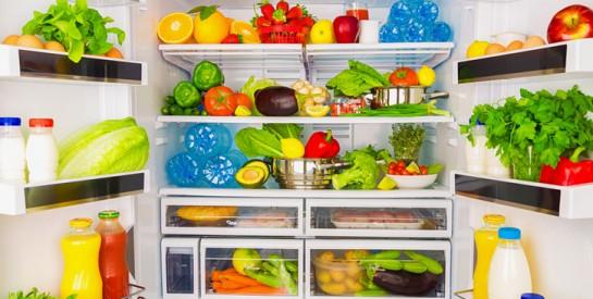 Ces aliments à avoir absolument dans son frigo et son congélateur