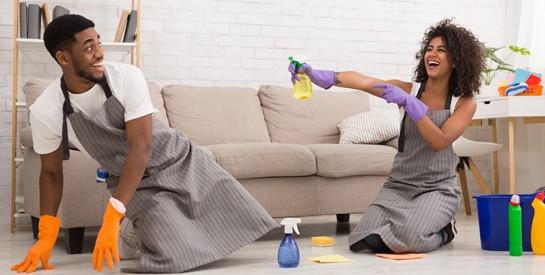 4 astuces pour bien désinfecter votre intérieur