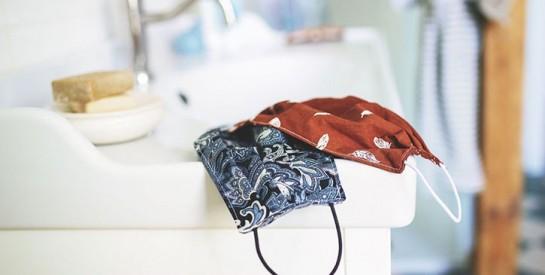 Coronavirus: voici comment bien laver son masque tissu fait maison