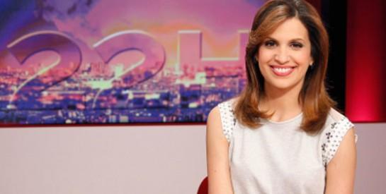 Sonia Mabrouk : première tunisienne à présenter le JT en France