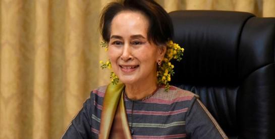 Coronavirus: Aung San Suu Kyi lance un concours de masques sur Facebook