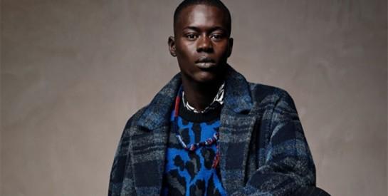 Alpha Dia, le mannequin qui lutte à Dakarcontre le coronavirus