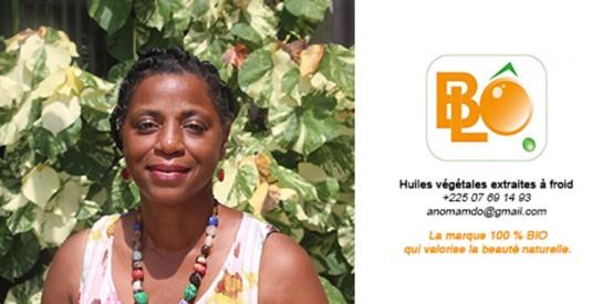 Marie Dominique Anoma, Fondatrice de la marque de cosmétique BLÔ : ``La beauté et le bien-être corporel sont partie intégrante de la culture africaine``
