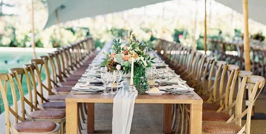 PLAN DE TABLE MARIAGE: Quid de la décoration de table et des centres de table