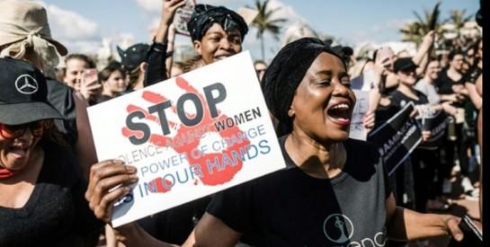 Afrique du Sud : Amnesty pour la fin de l'impunité des violences basées sur le genre