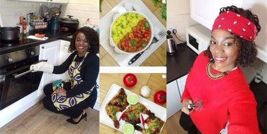 Qui est Gisèle Mbeku, cette Congolaise qui fait rayonner la cuisine africaine sur les réseaux sociaux ?