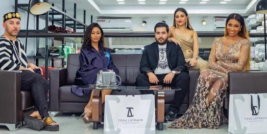 Mode : Dorcas Sery et Line Jaber découvrent Latrach