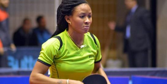 La grande joueuse de tennis de table nigérian Oshonaike : ``J'ai été abusée physiquement et sexuellement``