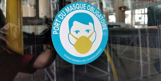 Coronavirus : Un salarié licencié pour avoir enlevé son masque au travail