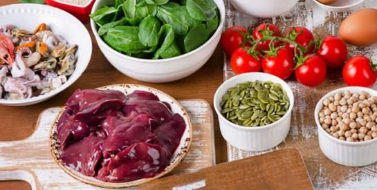 10 aliments à consommer lorsque l'on est anémié