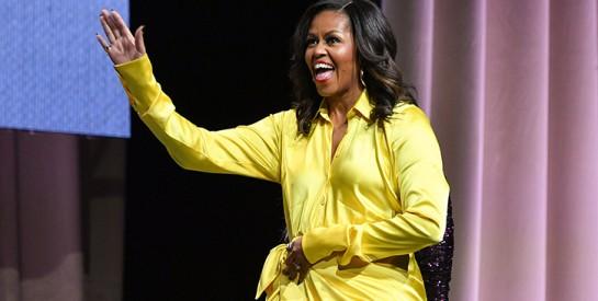 Michelle Obama souffre de ``dépression légère``