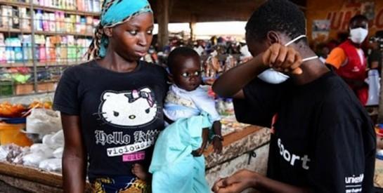 Covid-19 : allègement des mesures barrière, les U-reporters en appui pour la sensibilisation à Abidjan