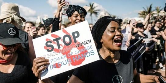 Les femmes sud-africaines toujours confrontées à la discrimination et à la violence