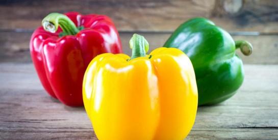 À vos assiettes : les incroyables bienfaits du poivron