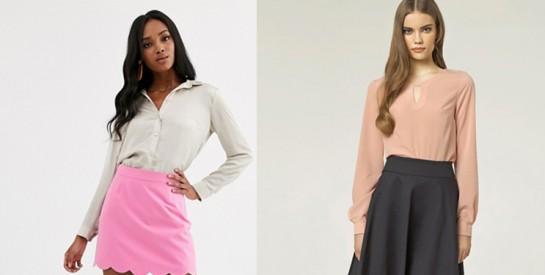 La jupe trapèze, le vêtement qui se porte en toute saison !