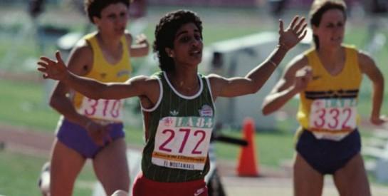 Comment Nawal El Moutawakel a changé la perception du sport féminin dans le monde arabe en une course