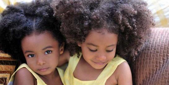 3 choses à savoir pour coiffer les cheveux des enfants métisses