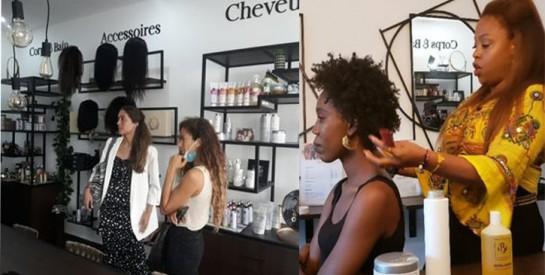 La nouvelle boutique Concept Couleur Beauty ouvre à Abidjan