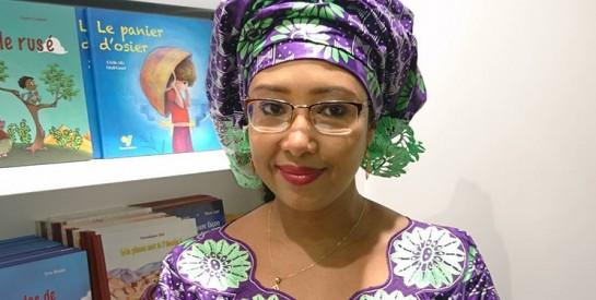 L'écrivaine Djaïli Amadou Amal en lice pour le prix Goncourt