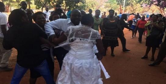Nigeria: une mariée gifle sa belle-mère lors de sa réception de mariage