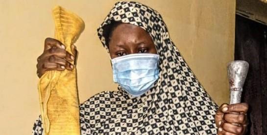 Son mari prend une deuxième femme, cette mère de 26 ans tue ses deux enfants avec une machette