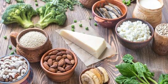 Les sources de calcium autres que le lait
